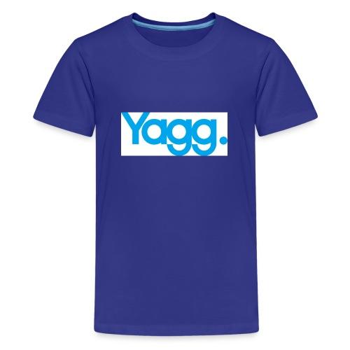 yagglogorvb - T-shirt Premium Ado