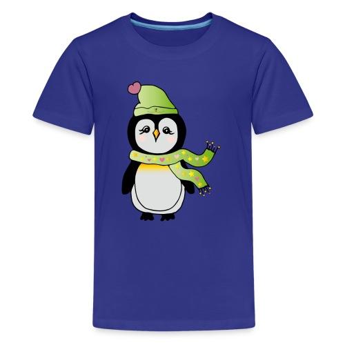 Pinguin - Teenager Premium T-Shirt