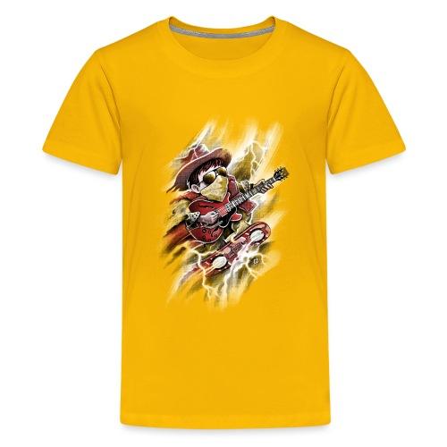 Time Rider - Teenage Premium T-Shirt