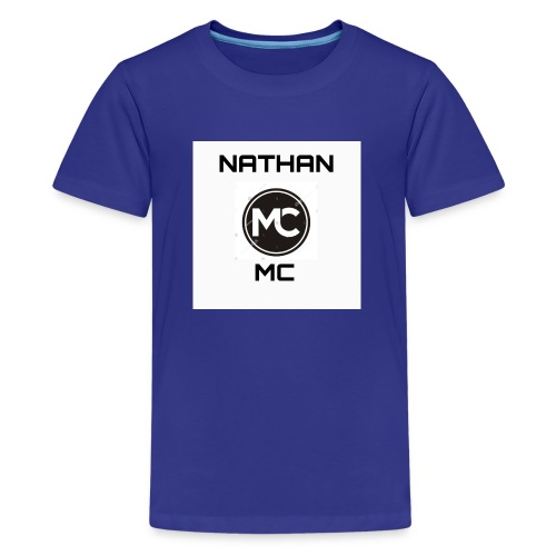 Nathan mc Phonecase - Teenage Premium T-Shirt