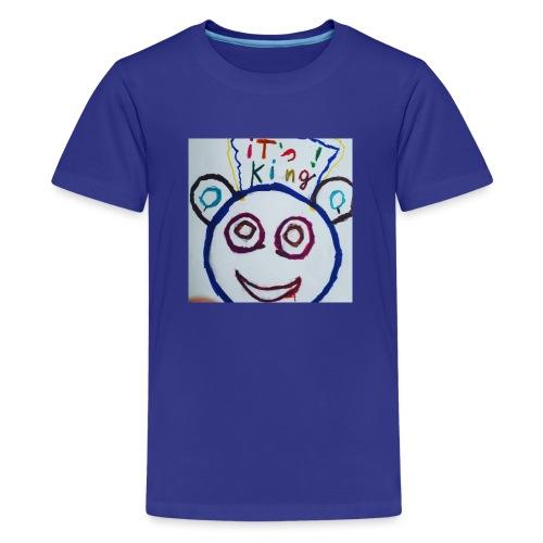 de panda beer - Teenager Premium T-shirt