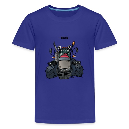 0359 VALTRA - Teenager Premium T-shirt