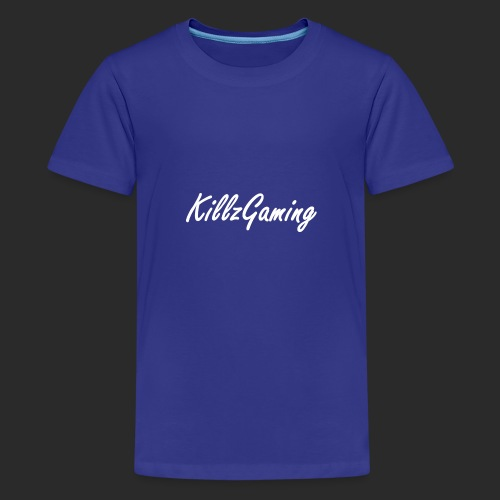 Killzgaming - Teenage Premium T-Shirt
