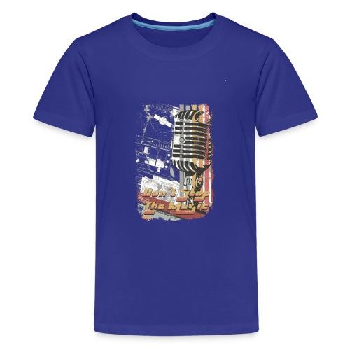 Musik - Teenager Premium T-Shirt