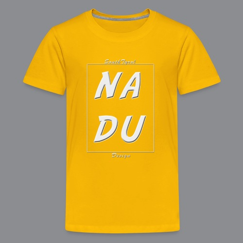 Na DU? - Teenager Premium T-Shirt