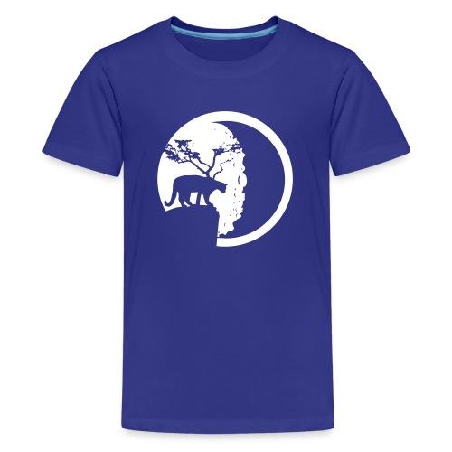 Wildcat - Teenager Premium T-Shirt