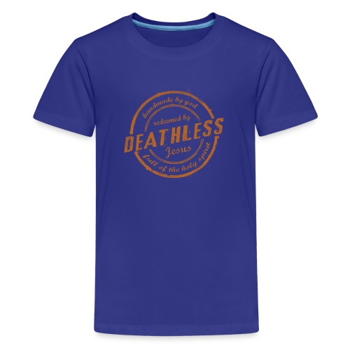 Deathless Stempel - Teenager Premium T-Shirt