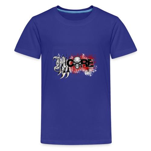 H Core - Camiseta premium adolescente