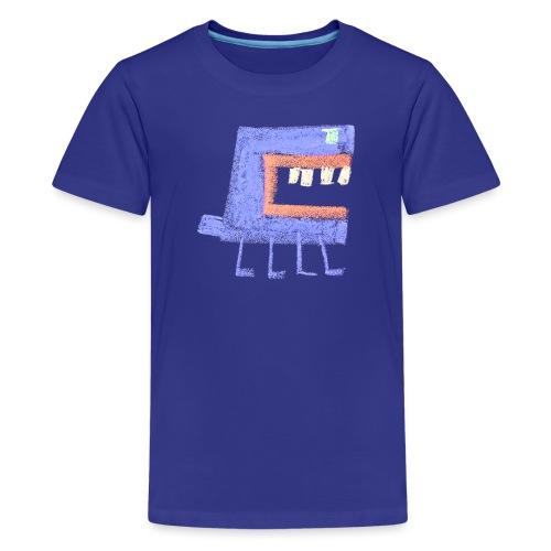 blockster - Teenager Premium T-shirt