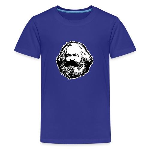 Karl Marx - Maglietta Premium per ragazzi