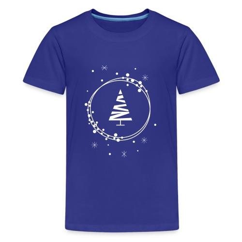 T-shirt Christmas Woman - T-shirt Premium Ado