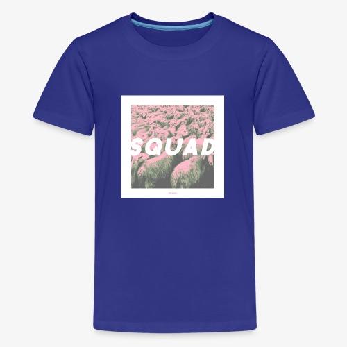 SQUAD #01 - Teenager Premium T-Shirt