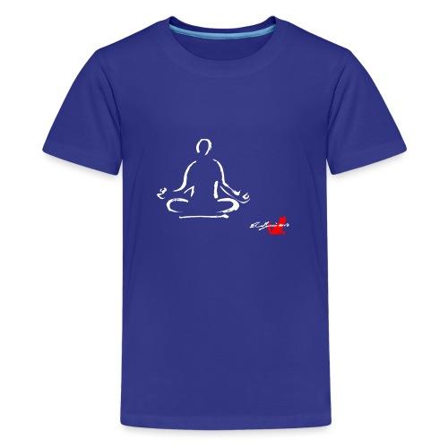 YOGA - Maglietta Premium per ragazzi