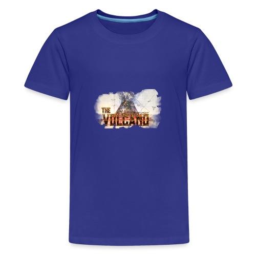 TheVolcano - Teenage Premium T-Shirt