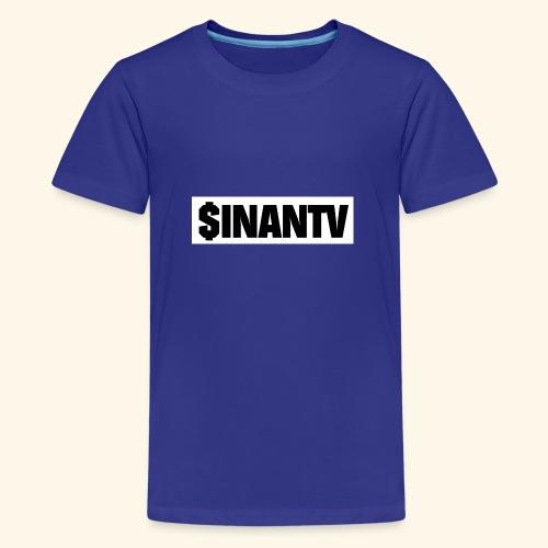 SinanTV - Teenager Premium T-Shirt