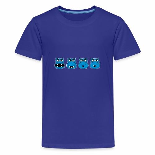 Potames in my mind - T-shirt Premium Ado
