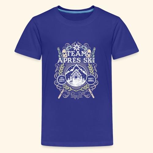 tassepiasprd - Teenager Premium T-Shirt