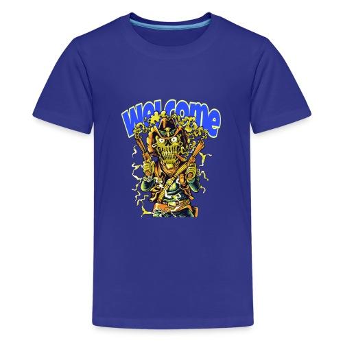2020 03 16 - T-shirt Premium Ado