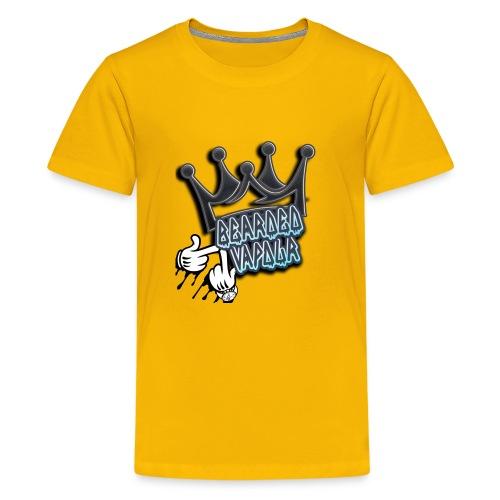 all hands on deck - Teenage Premium T-Shirt