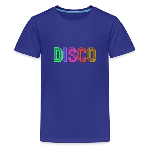 DISCO - Teenager Premium T-Shirt
