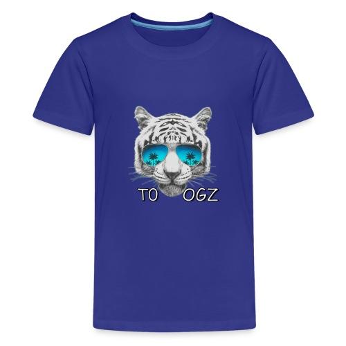 TOOGZ - Premium T-skjorte for tenåringer