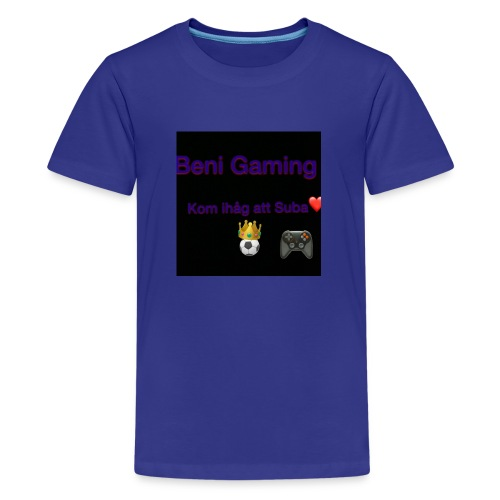 BeniGamingpro - Premium-T-shirt tonåring