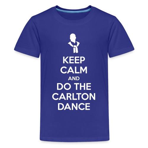 CARLTON DANCE - T-shirt Premium Ado