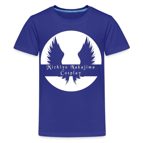 MNC Logo [No Phrase] - Teenage Premium T-Shirt