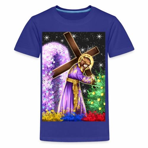 Jesús de Nazareno - Camiseta premium adolescente