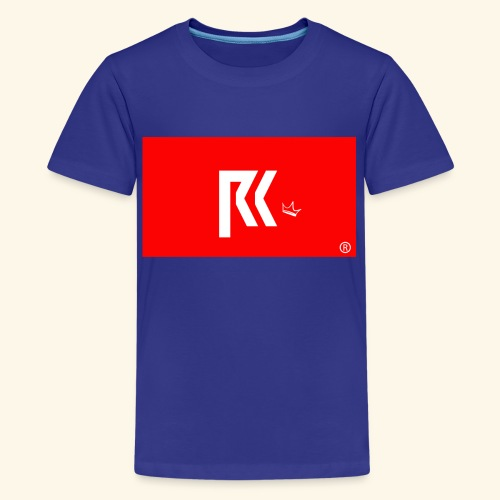 RK Official Design - Teenager Premium T-Shirt