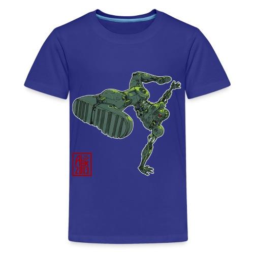 robot spreadshirt - T-shirt Premium Ado
