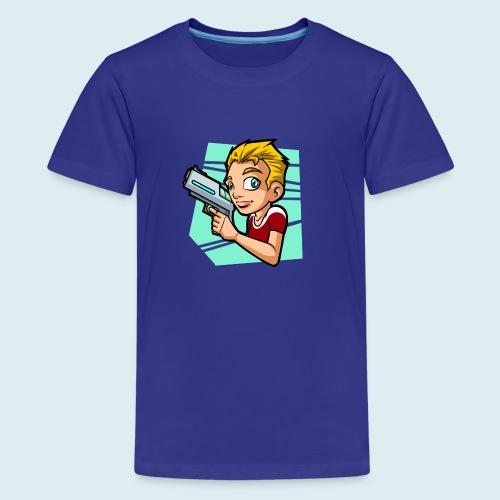 sci fi boy - Maglietta Premium per ragazzi