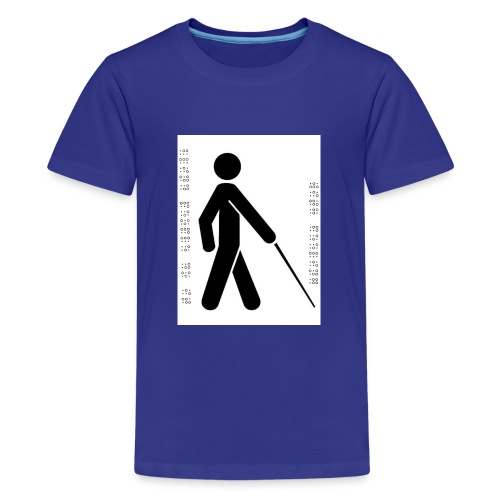 Blind T-Shirt - Teenage Premium T-Shirt