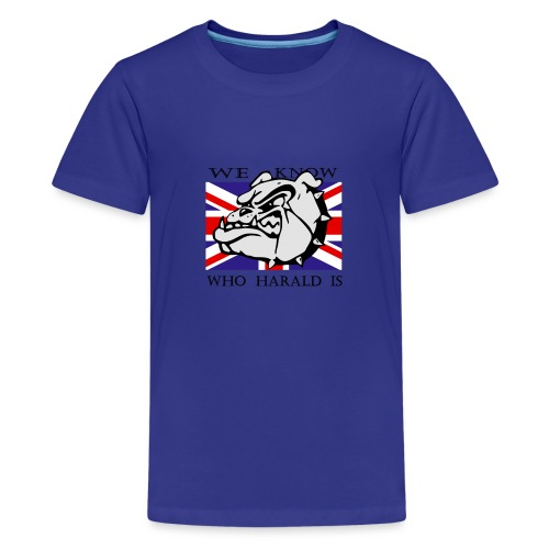 ! LONDON STYLE ! - Teenager Premium T-Shirt