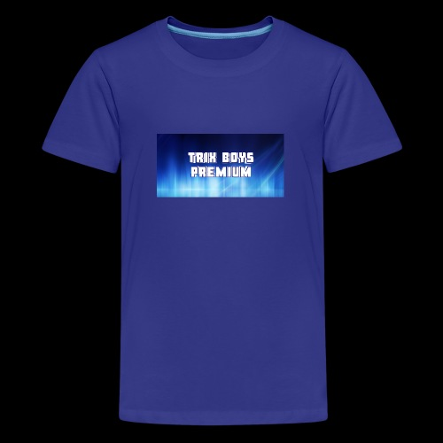 Screenshot 20180816 004331 - Teenager Premium T-Shirt