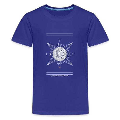 DE PIONEER [WIT] - Teenager Premium T-shirt