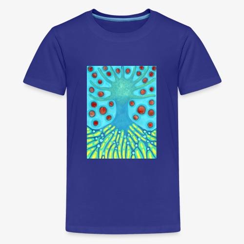 Drzewo I Planety - Koszulka młodzieżowa Premium