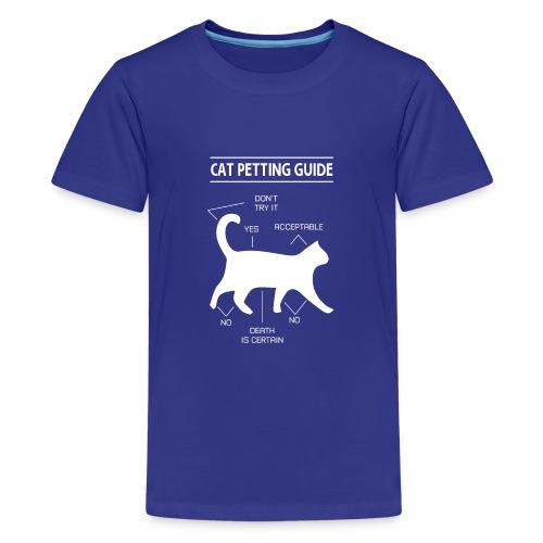 CAT GUIDE - T-shirt Premium Ado