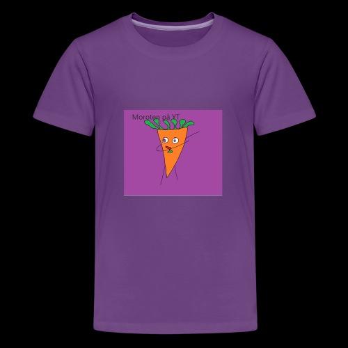 Yt logo - Premium-T-shirt tonåring