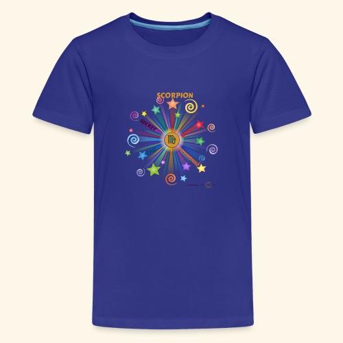 SCORPION powers - T-shirt Premium Ado