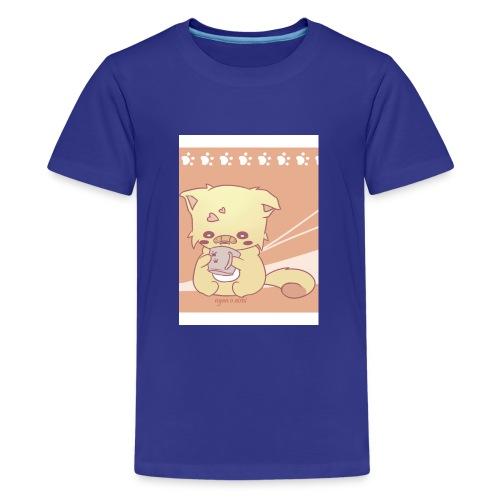 sdgdsfsf jpg - Teenager Premium T-Shirt