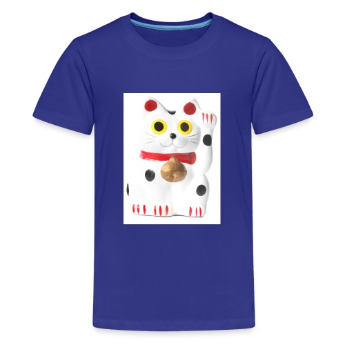 luckycat - Teenage Premium T-Shirt