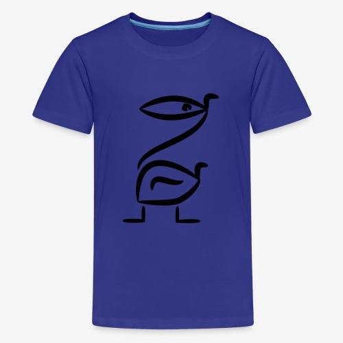 Pelikan - Teenager Premium T-Shirt