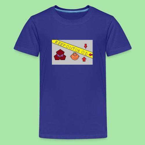 CONSERVER OU OD - T-shirt Premium Ado