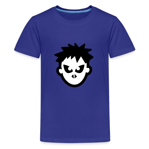 Sorskoot Head - Teenage Premium T-Shirt