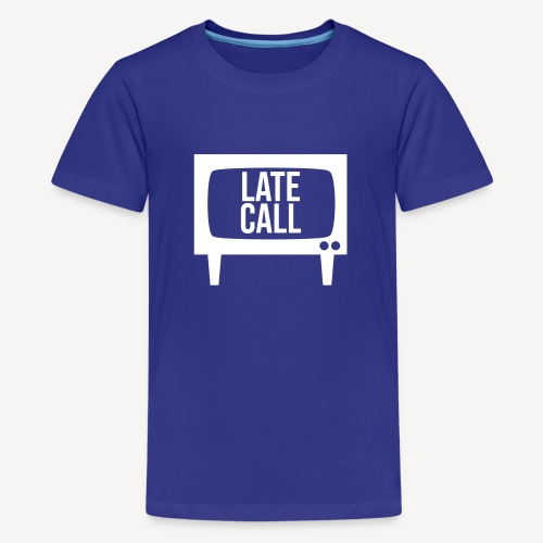 LATE CALL - Teenage Premium T-Shirt