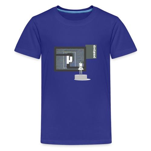 TripHop PH PunkPop - Maglietta Premium per ragazzi