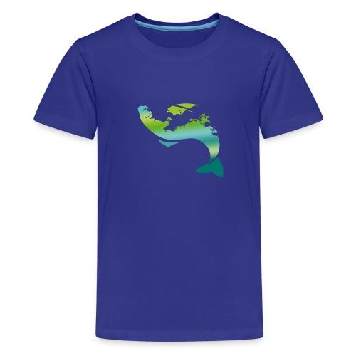 Küstenfisch - Teenager Premium T-Shirt