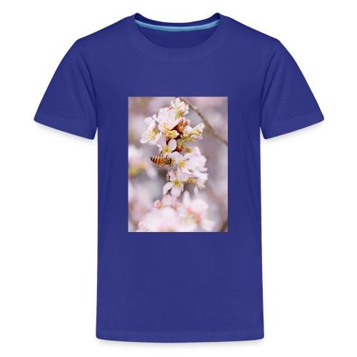 Schöne Biene 1 - Teenager Premium T-Shirt