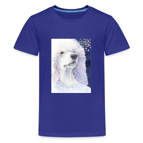 Poodle DreamDog - Teenager premium T-shirt